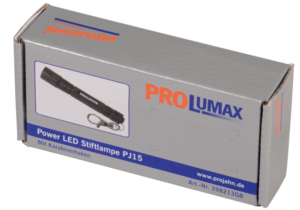 Projahn: power led taschenlampe pj15