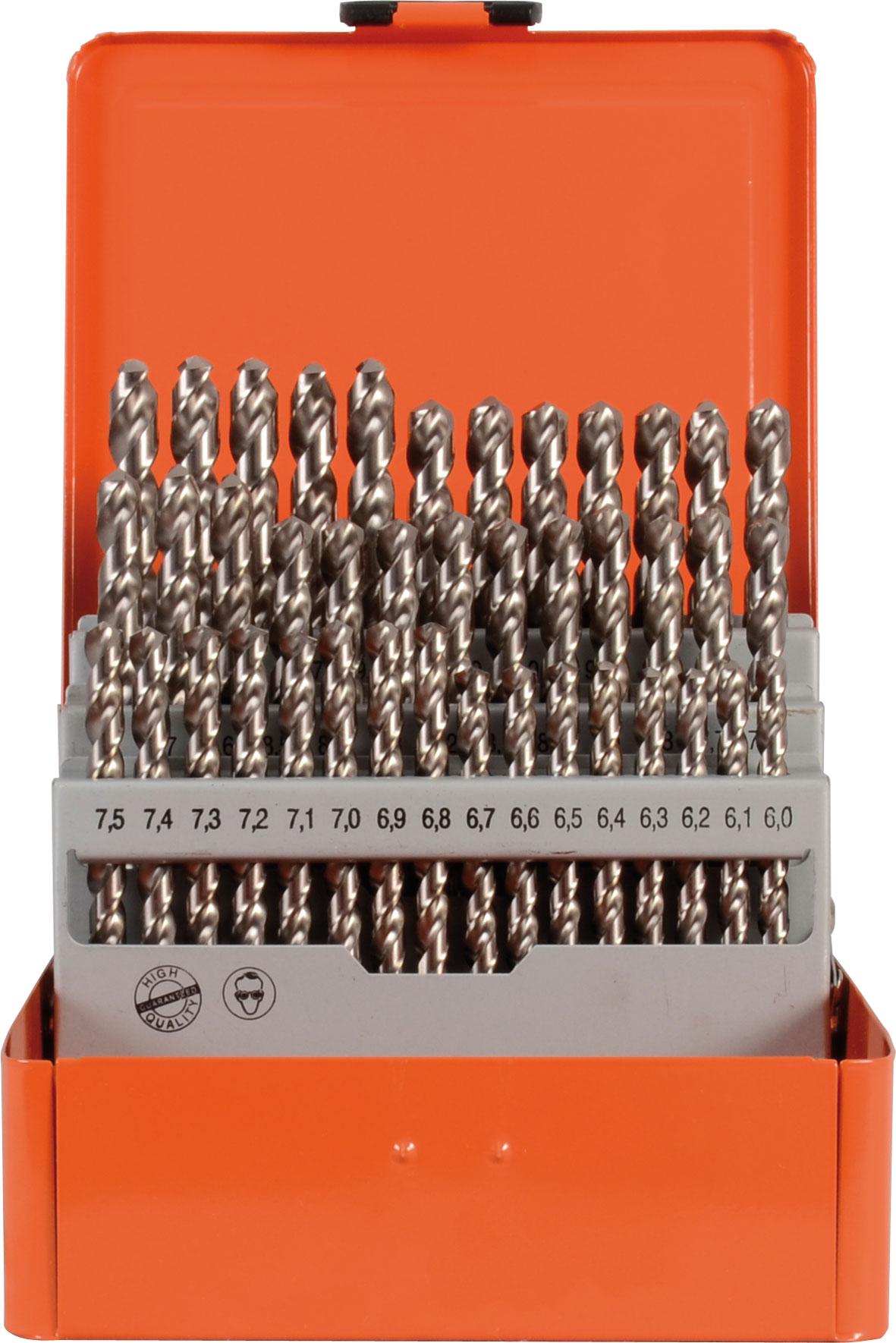Projahn Spiralbohrer HSS-Co DIN 338 Typ UF-L 4,8 mm 34048