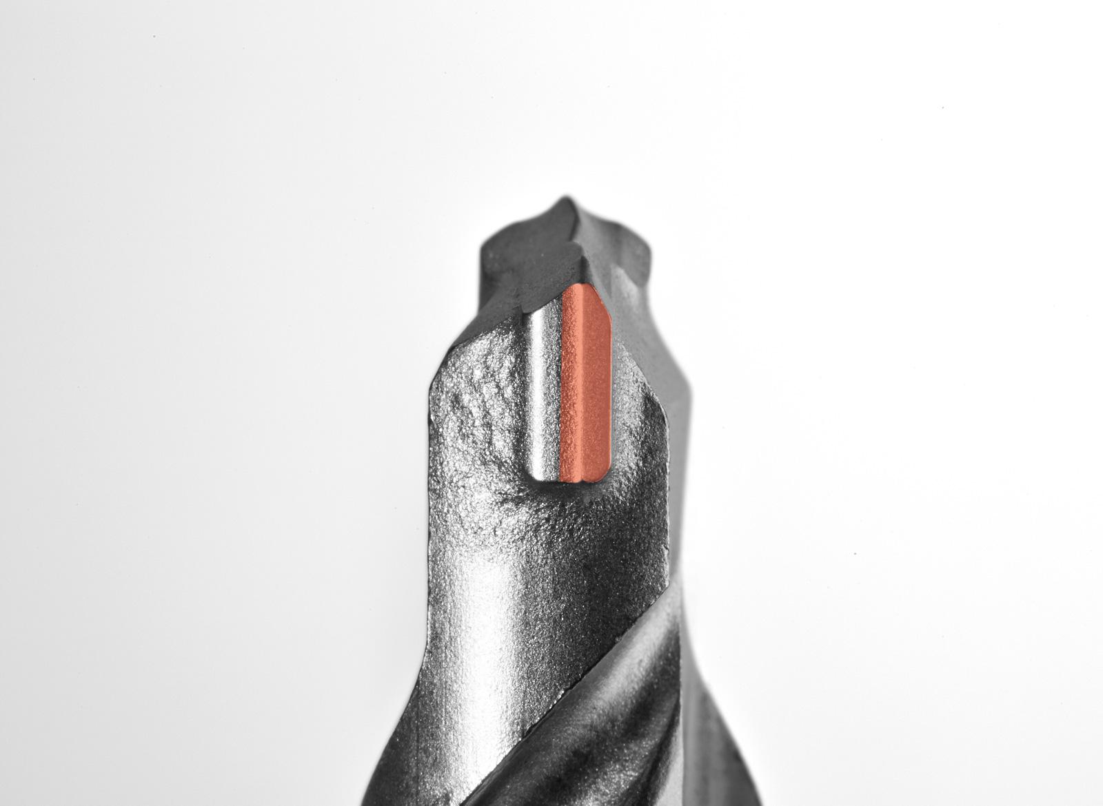 PROJAHN Hammerbohrer Rocket 3 SDS plus 8 mm x 160 mm 8308160 Profi Steinbohrer